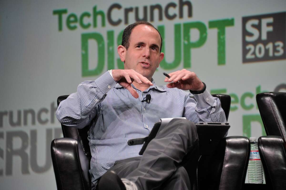 FILE: Keith Rabois of Khosla Ventures attends Day 3 of TechCrunch Disrupt SF 2013.