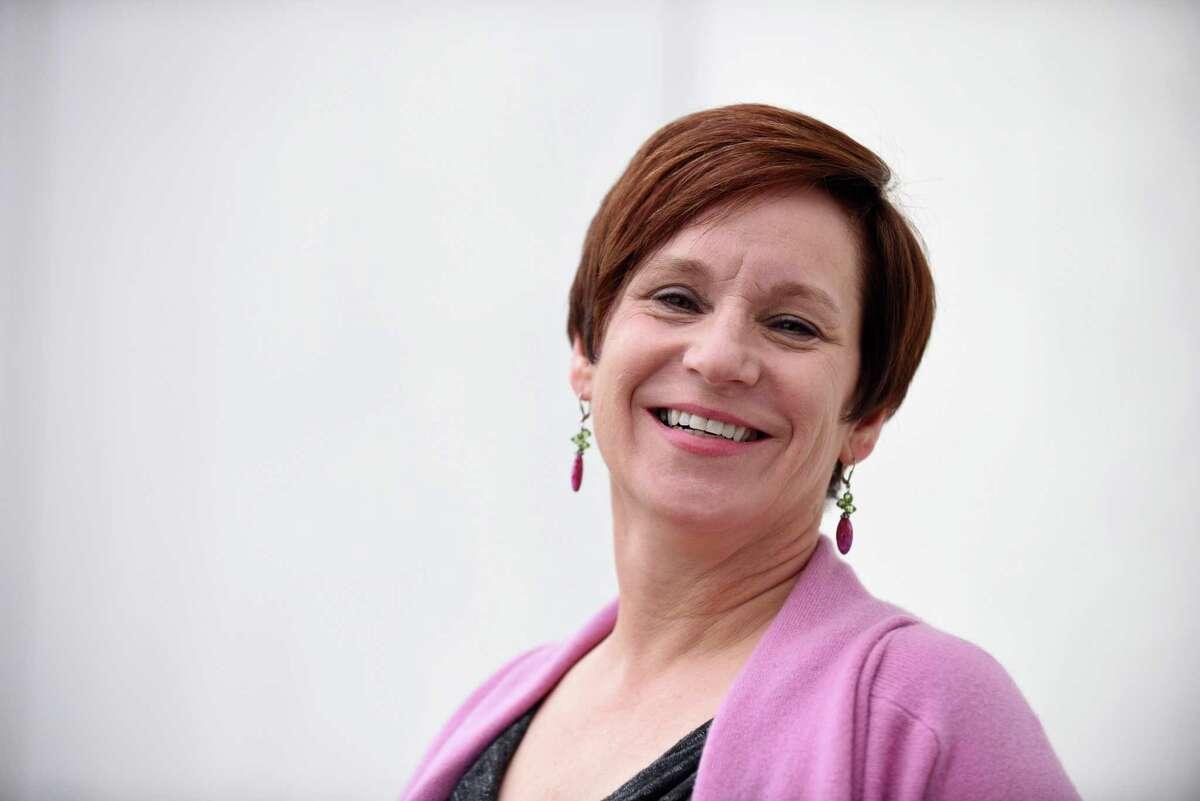 Susan Mehalick, Women@Work executive editor (Will Waldron/Times Union)