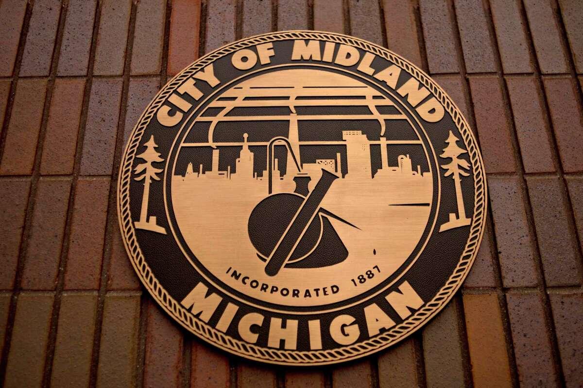 City of Midland seal. (file photo)