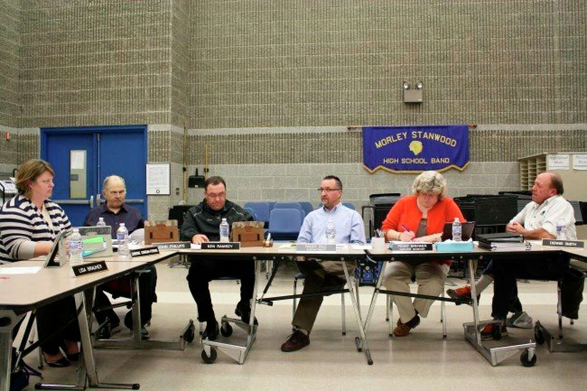 Christine Corrigan-Persons served on the Morley Stanwood Board of Education for from 2013-15. Prior to that, she stayed involved through parent teacher organizations. (Pioneer file photo)