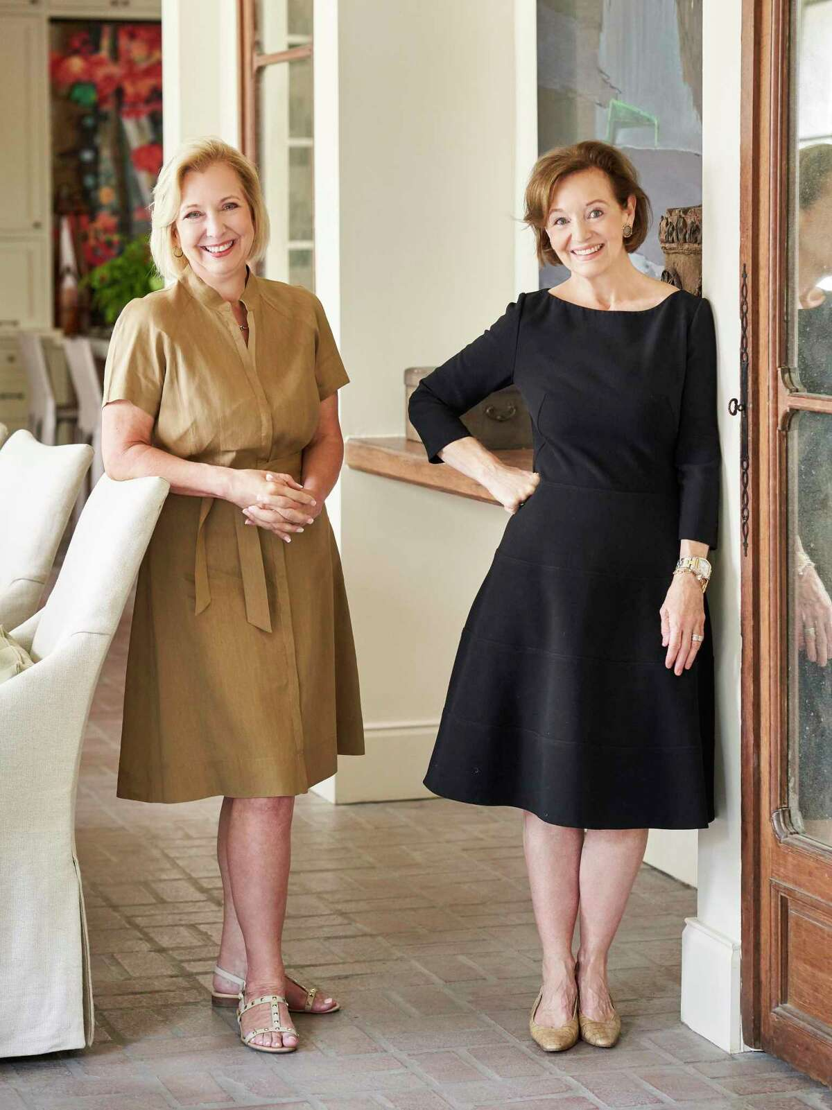 Interior designers Sarah Eilers and Sandy Lucas have published a new book,