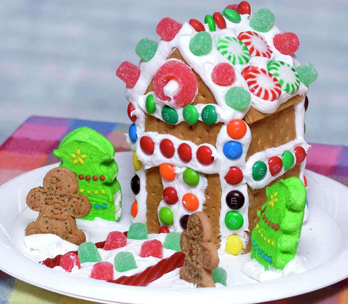 A Gingerbread House is previously seen in Ridgefield. Here is a list of upcoming events taking place in Ridgefield, which includes a Gingerbread Home for the Holidays fundraiser at the Lounsbury House.