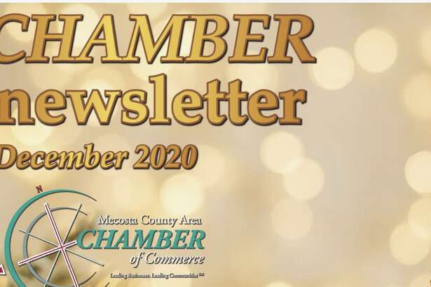 Mecosta County Area Chamber of Commerce Newsletter - December 2020