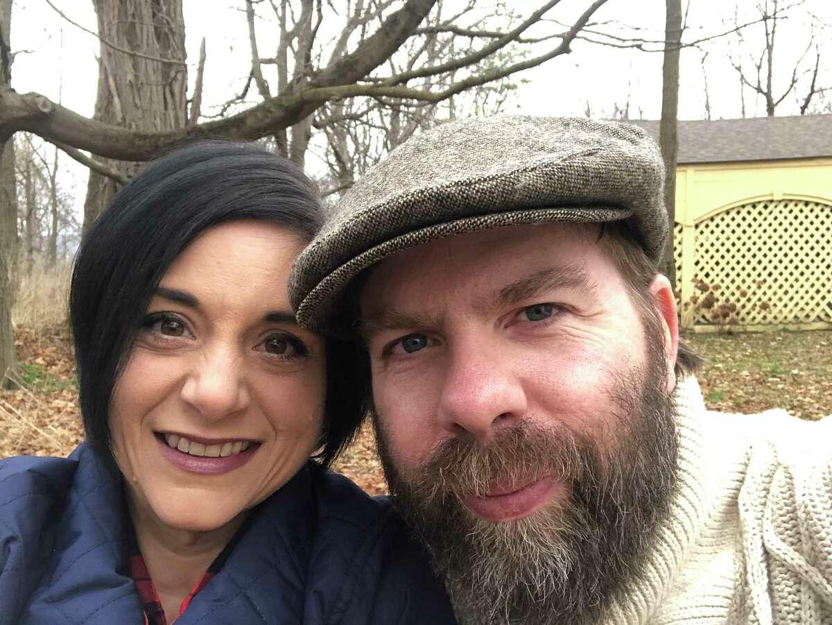 Jenna and Eric Schnitzer