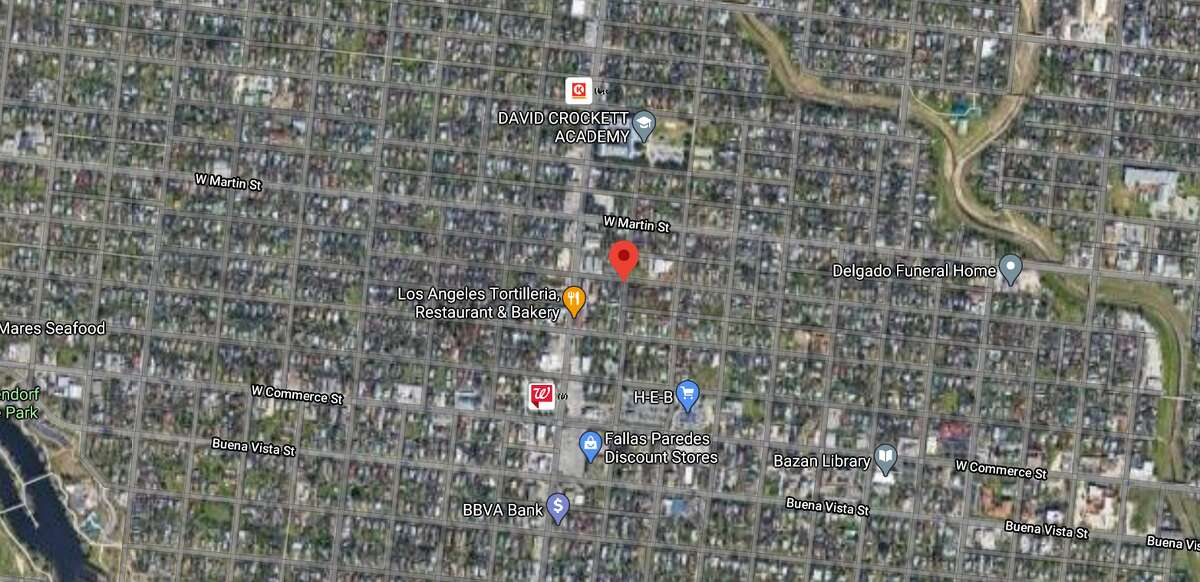 A 31-year-old man is dead after being stabbed near a West Side residence Saturday afternoon. The map shows the approximate area of the incident.