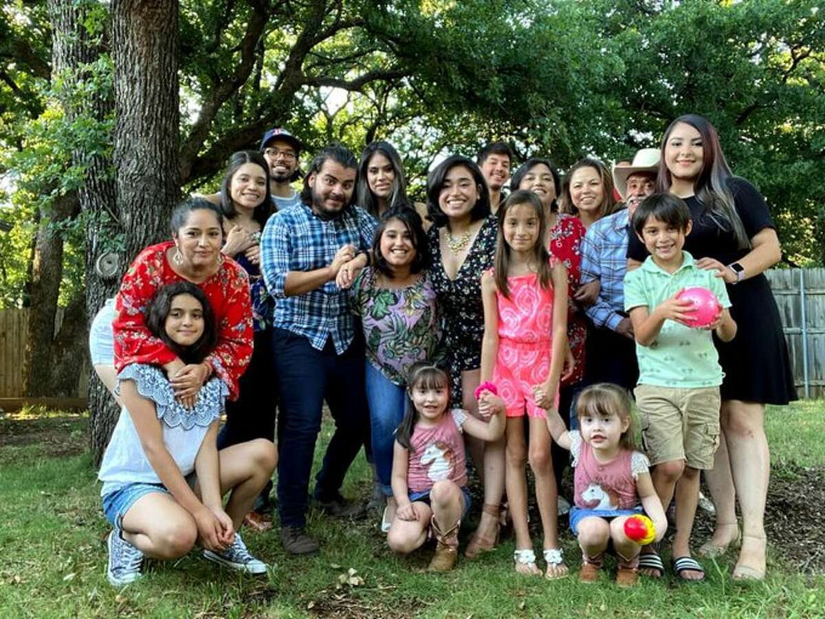 The Aragonez family of Arlington, Tex., shared a video on Nov. 19, warning viewers about the dangers of coronavirus after a family picnic lead to 15 infections.