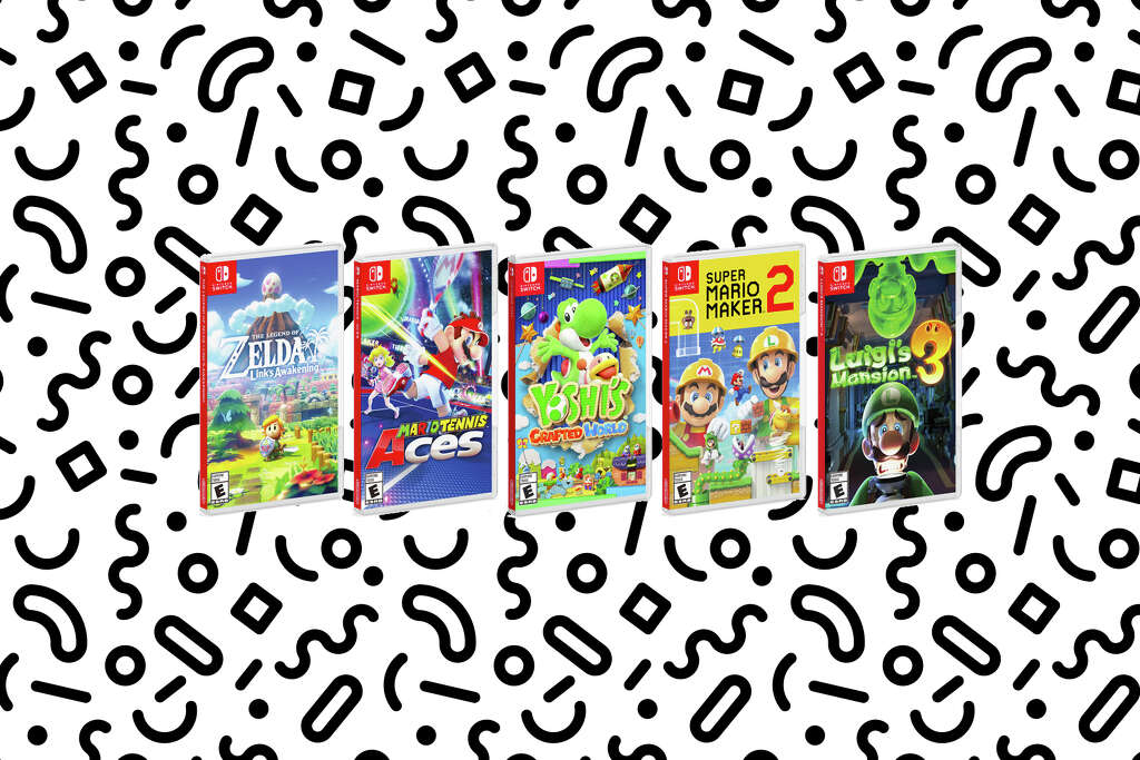 Nintendo Switch games are as low as $14.99 for Black Friday