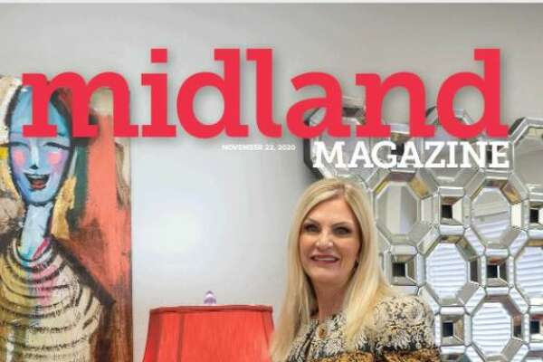 Midland Magazine Nov. 2020 cover