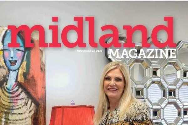 Midland Magazine Nov. 2020 cover