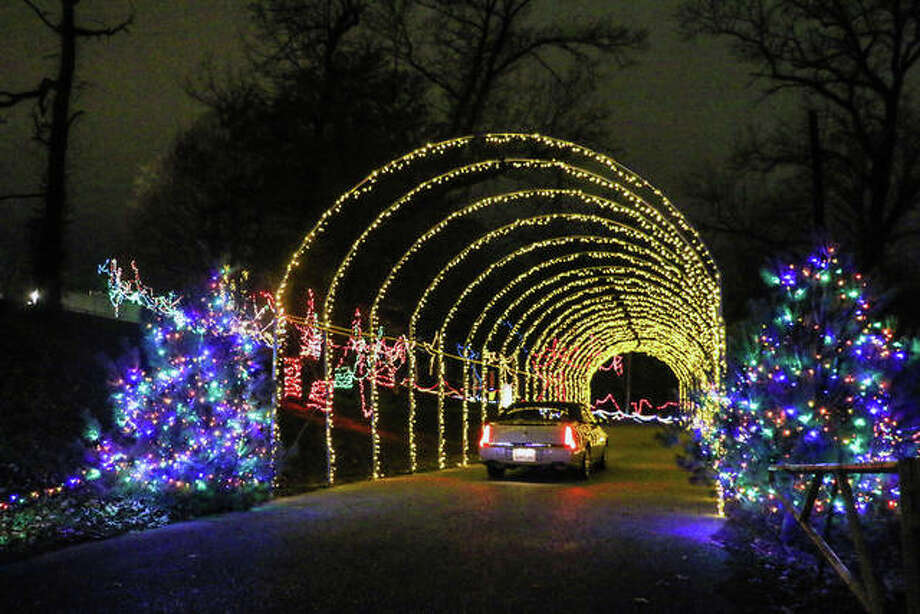 Christmas Wonderland in Alton's Rock Spring Park starts Friday. It will run Nov. 27 through Dec. 27. Hours are Monday through Friday 6-9 p.m. and Saturday and Sunday 5-9 p.m.