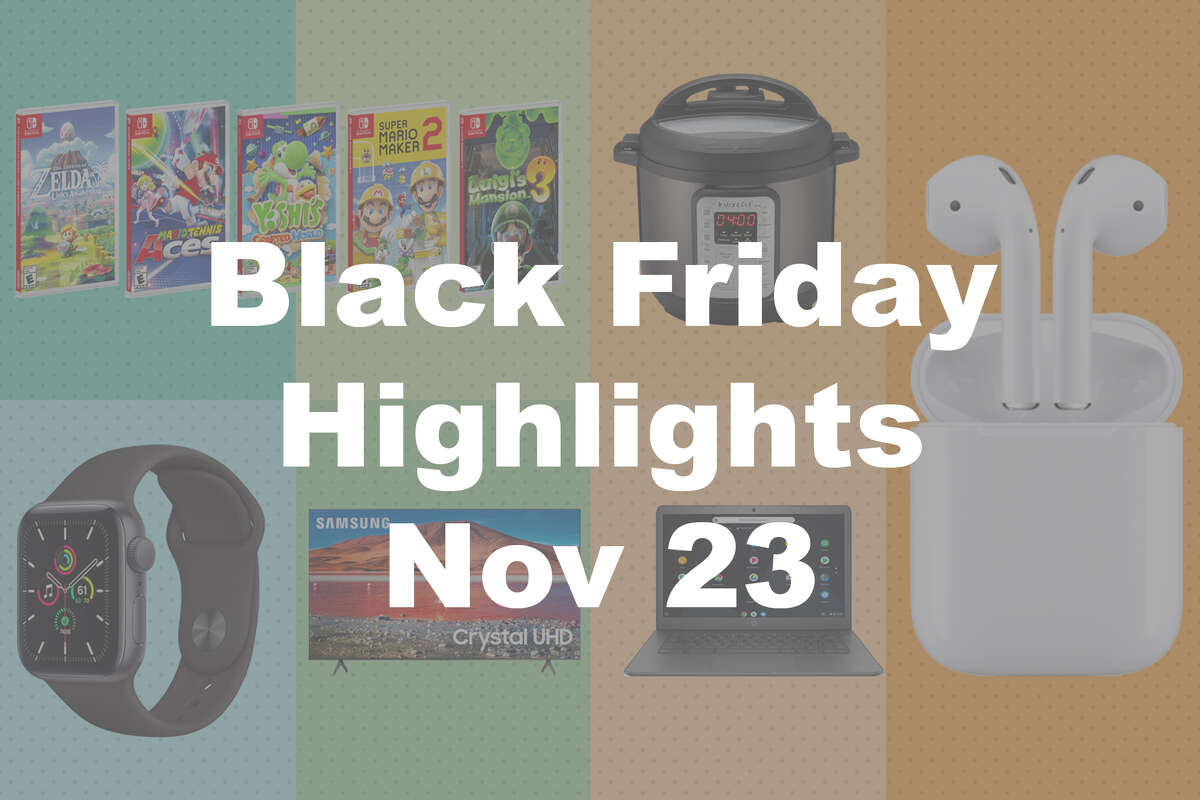 Check out our Black Friday and Cyber Monday coverage to score great discounted gifts for everyone on your holiday shopping list.