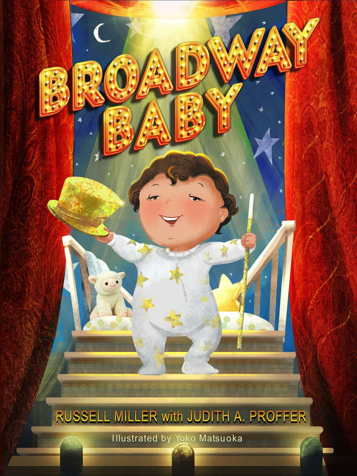 """""""Broadway Baby"""" is a children's book about a tiny thespian."""