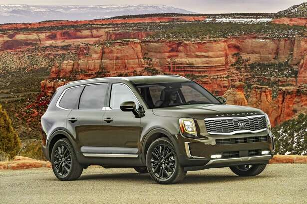 The Telluride SX essentially is a luxury SUV, with leather upholstery, heated and ventilated front seats, heated steering wheel, satellite radio, navigation system, Android Auto and Apple CarPlay smartphone integration, tri-zone automatic climate control and all-wheel drive.