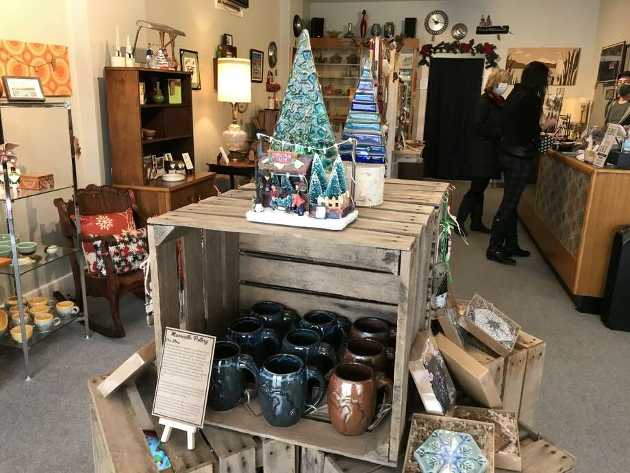 Port City Emporium is a new gift shop that opened on River Street on Monday morning. Photo: Erin Glynn/News Advocate