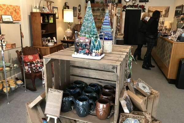 Port City Emporium is a new gift shop that opened on River Street on Monday morning.