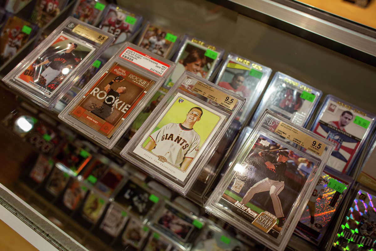 Classic Materials Sports & Collectibles located in Stonestown Galleria, San Francisco.