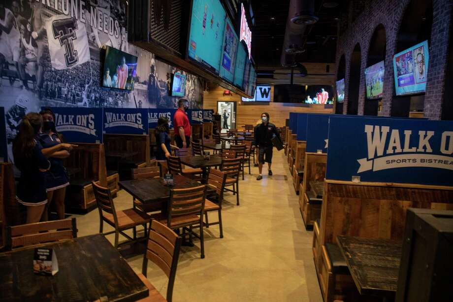 Here's where Midlanders spent the most money on alcohol in February 2021: Walk-On's Sports Bistreaux, 4605 WHITMAN DR.Gross alcohol sales: $243,443 Photo: Jacy Lewis/Reporter-Telegram
