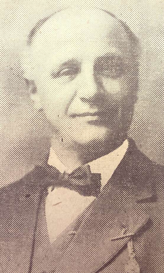 Thomas Kieft was the mayor during the local Spanish flu epidemic of 1918. Photo: Manistee County Historical Museum Photo