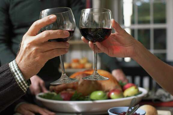Pinot Noir pairs well with Thanksgiving foods.