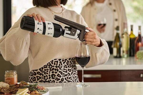 Coravin Model Six Advanced Wine Bottle Opener and Preservation System, 50% off on Amazon