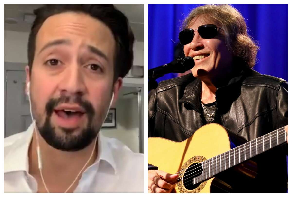 Jose Feliciano has star-studded company for a new version of his hit Christmas classic