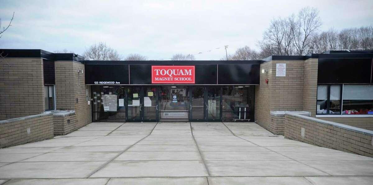 Toquam Magnet Elementary School, Dec. 4, 2019.