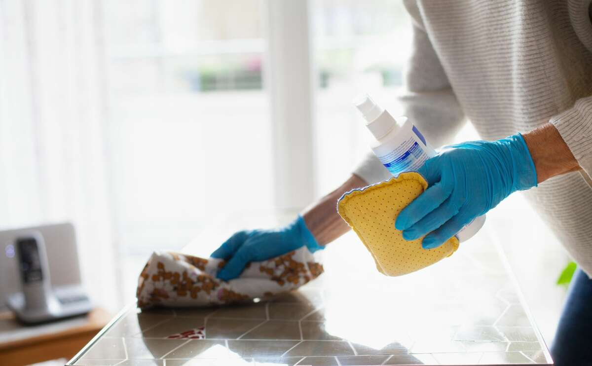 House cleaning service topped the list of most requested gifts by seniors.
