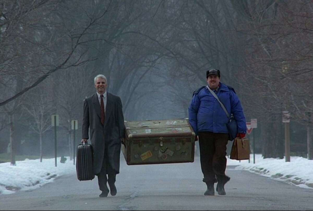 """""""Planes, Trains and Automobiles"""" is one of the Reel Dad's favorite Thanksgiving flicks."""