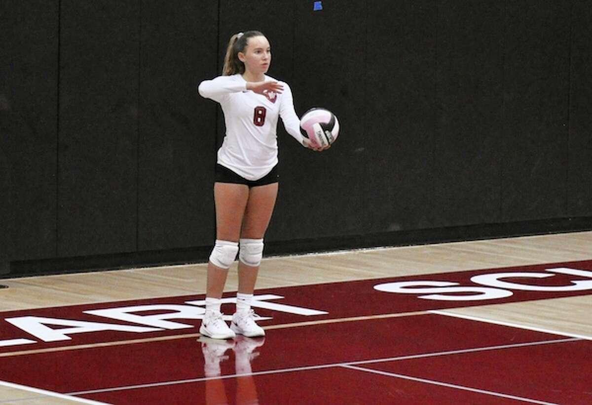Iris O'Connor, Volleyball