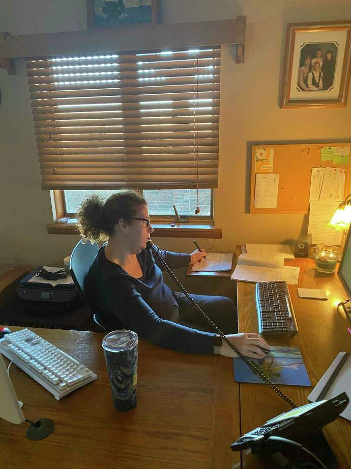 Benzie Bus dispatchers now have the ability to provide services from their own homes. (Courtesy Photo)