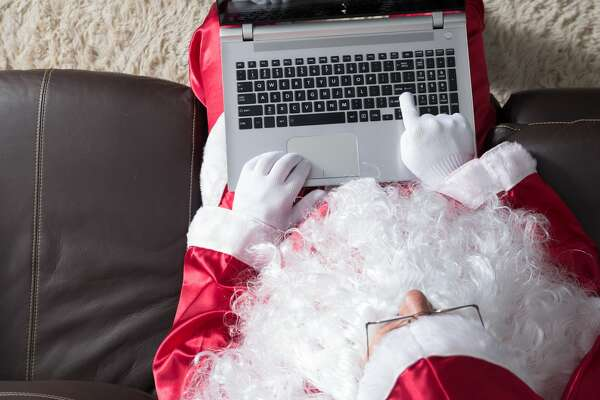Heart of Jacksonville, which coordinates Santa's annual visits to Jacksonville, decided to make the visits virtual to help prevent the spread of the novel coronavirus, and tech-savvy elves have created a Zoom room from which Santa can visit with children virtually.