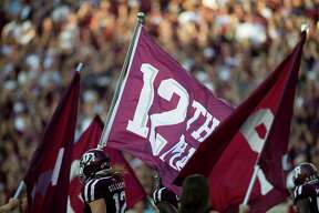 """The Texas A&M 12th Man kickoff team is the focus of a new SEC Storied documentary """"No Experience Required."""""""