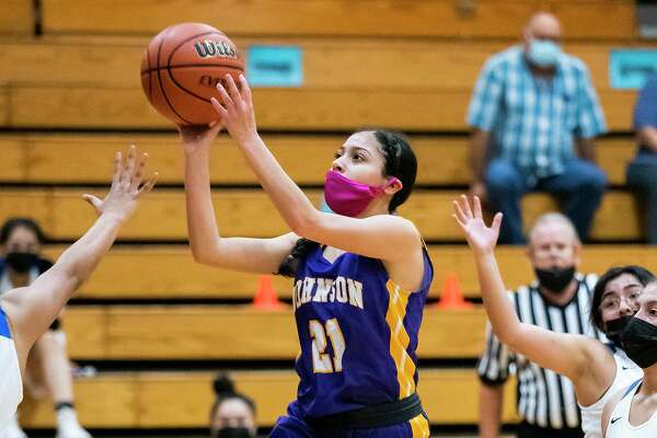 Leilani Medina and the Lady Wolves look to bounce back after dropping their last two games.