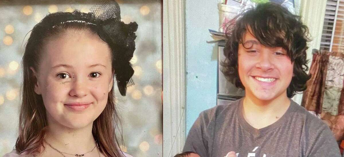 Silver Alerts were issued for Kiera Stratton-Cyr, 12, and William Gauthier, 13. Police said they were last seen around 11 p.m. Monday.