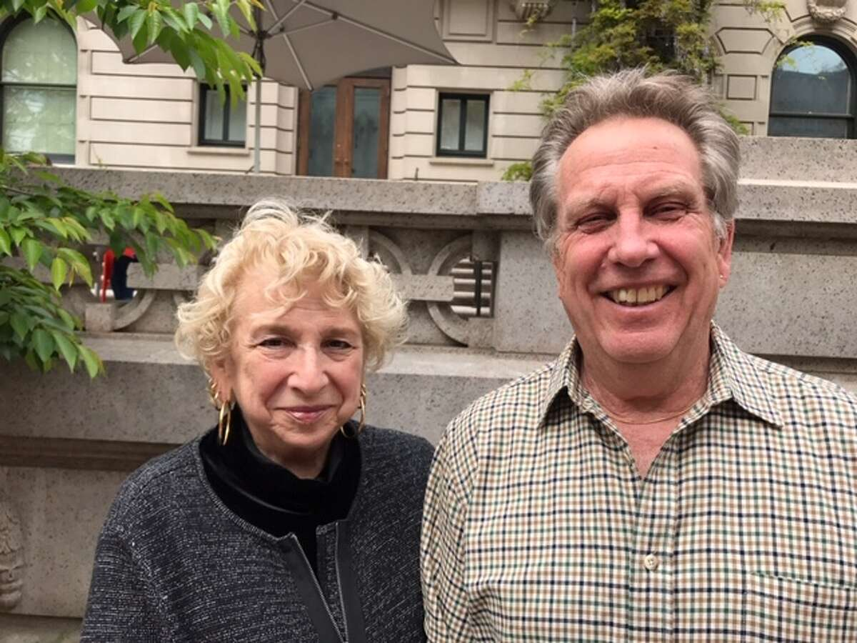Eleanor Stein, 74, a retired state administrative law judge, and her husband, Jeff Jones, 73, an environmental consultant, live in Green Island and were activists with the Weather Underground militant group in the '70s and '80s and were fugitives from justice for years. Now, they are leading an effort to receive clemency from friend and fellow Weather Underground member David Gilbert.