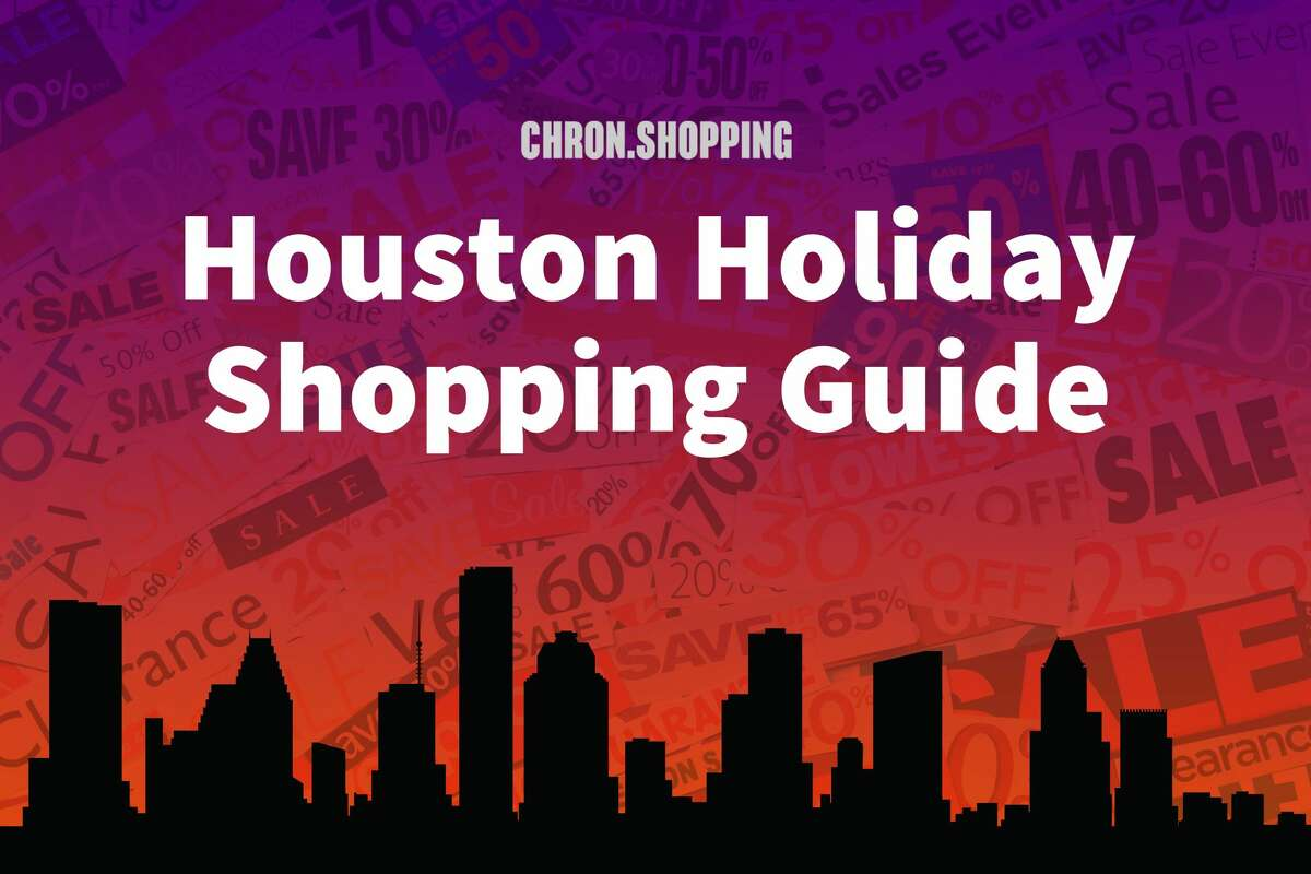 Houston Holiday Shopping Guide