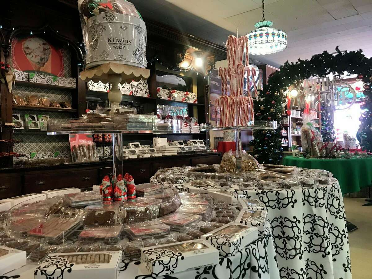 People who spend $50 on Small Business Saturday at the Old Pioneer Store and Emporium and Kilwins Big Rapids will receive a gift certificate for a small ice cream cone. (Pioneer photo/Taylor Fussman)