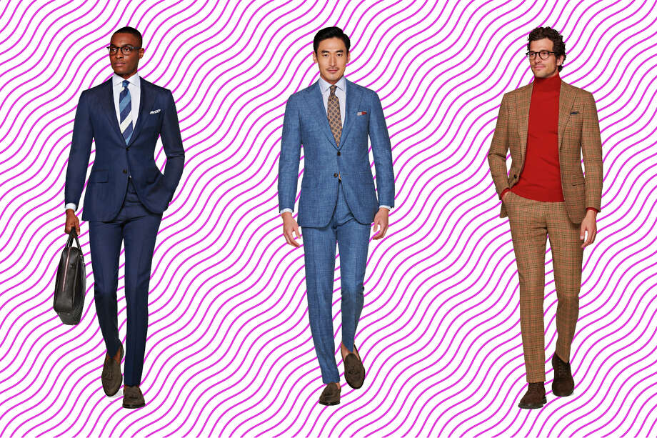Suitsupply Outlet Sale (access code 2020) Photo: Suitsupply/Hearst Newspapers