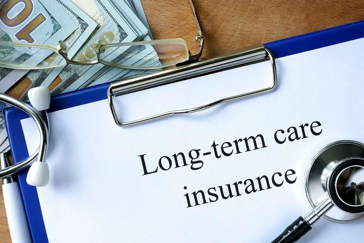Long-term care health insurance