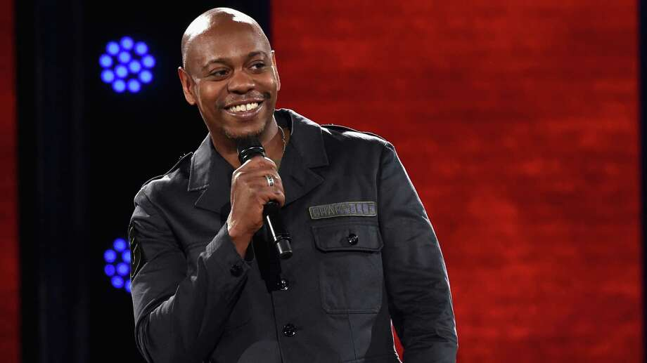 "Chappelle revealed the news in a lengthy Instagram video called ""Unforgiven,"" which featured footage from a recent stand-up gig. Photo: Courtesy Of Netflix / 2016 Lester Cohen"