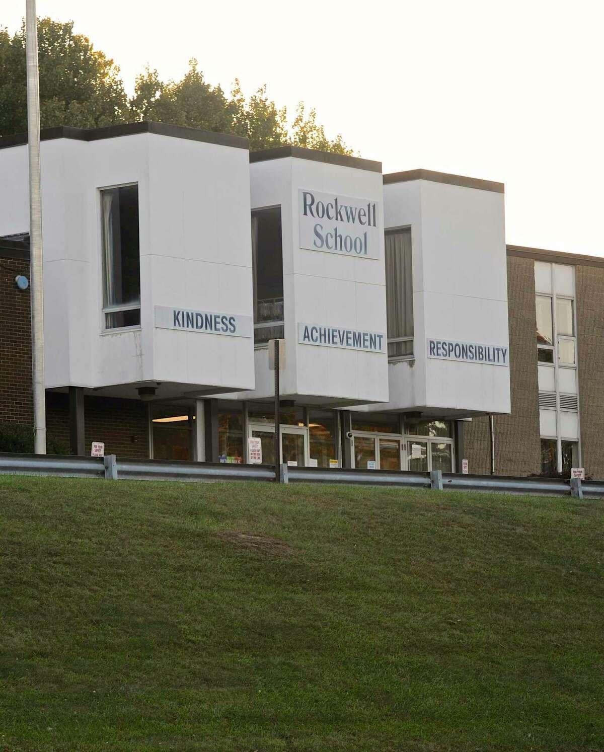 Rockwell School, Wednesday, October 5, 2016, in Bethel, Conn.