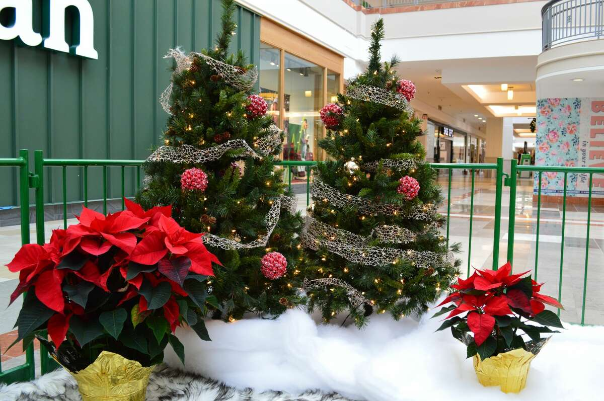 Colonie Center decks the halls for Santa pandemic-style. Santa will be wearing a mask and sitting behind his desk at the North Pole. He'll be ready to welcome children and hear their Christmas wishes starting Black Friday.