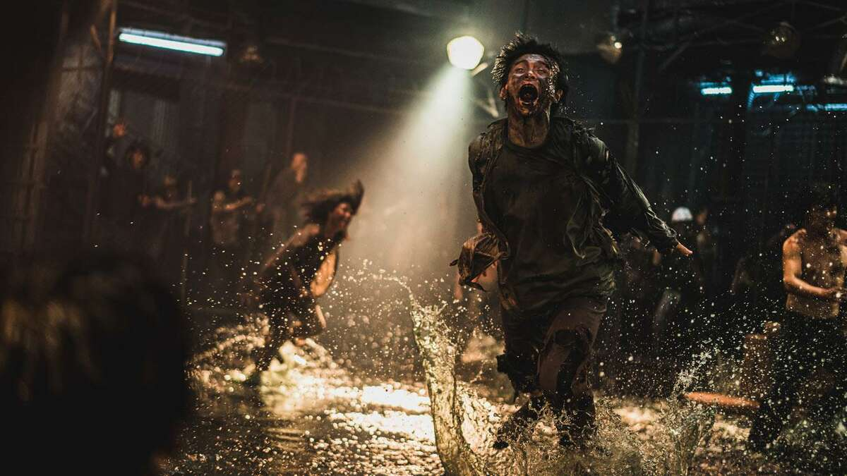 """South Korea has become a zombie-infested madhouse in """"Peninsula,"""" set four years after """"Train to Busan."""""""