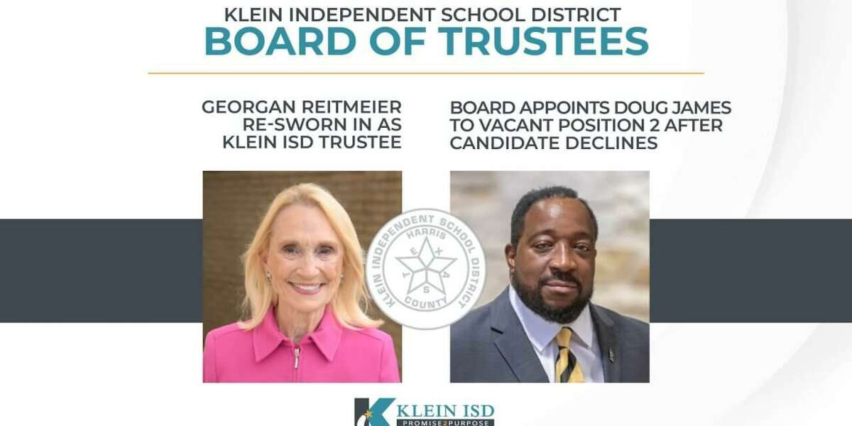 The Klein ISD school board officially canvassed Nov. 3 election results on Nov. 17, 2020.
