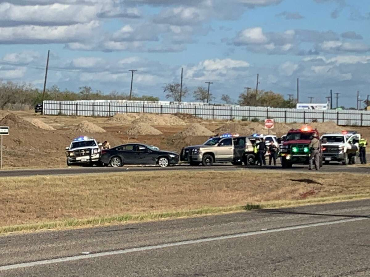 The Bexar County Sheriff's Office is working a scene Tuesday afternoon in eastern Bexar County.
