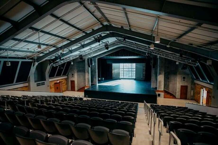 Helmkamp Construction Co. of East Alton has been honored for its renovation of the 1937 Morey Field House at Principia College in Elsah and transforming the 16,000-square-foot gymnasium building into a performing arts center.