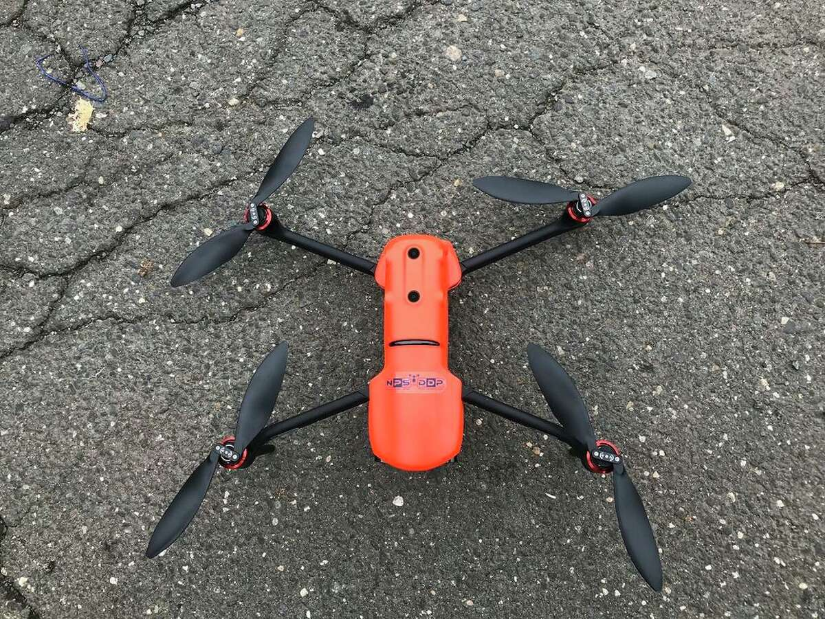 This new Autel EVOII drone was recently donated to the West Haven Fire Department.