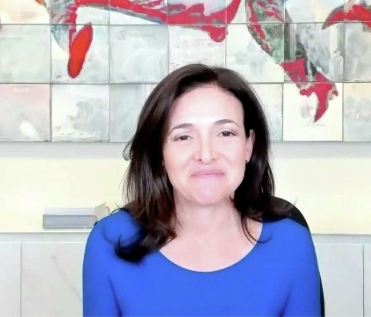 Sheryl Sandberg, chief operating officer at Facebook, talks about Facebook's campaign to spotlight Black-owned small businesses through the month of November.