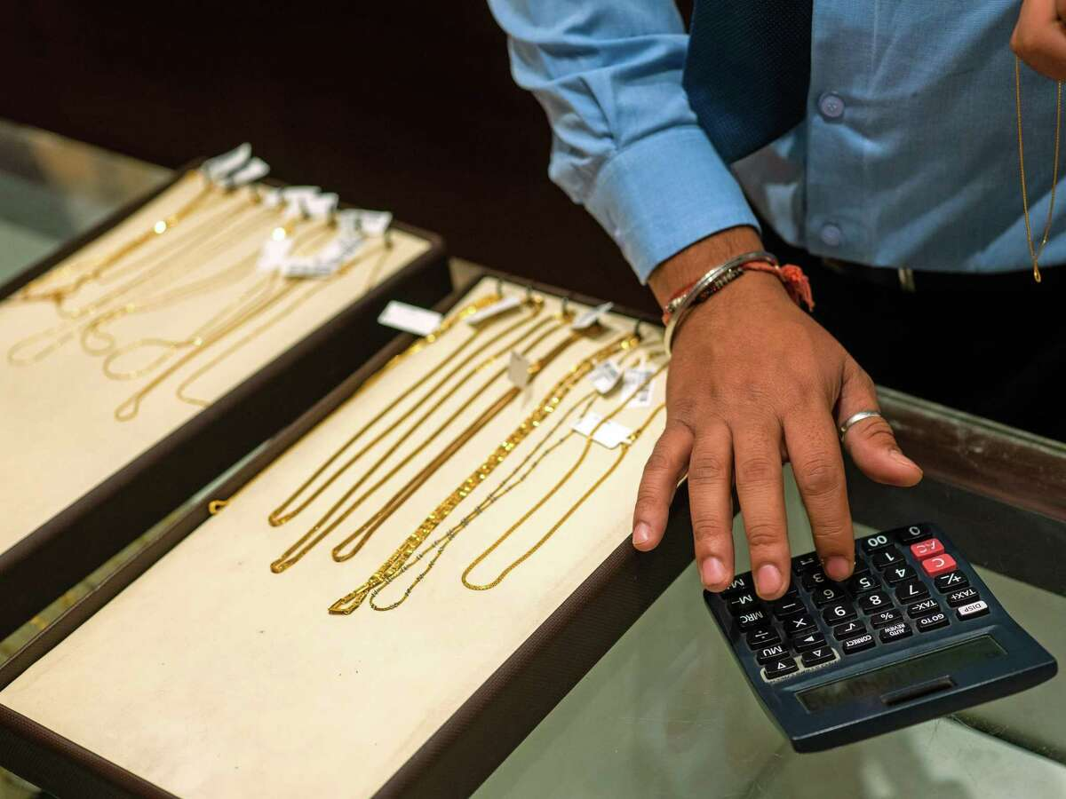 With the price of gold on the rise, business is booming for local retailers.
