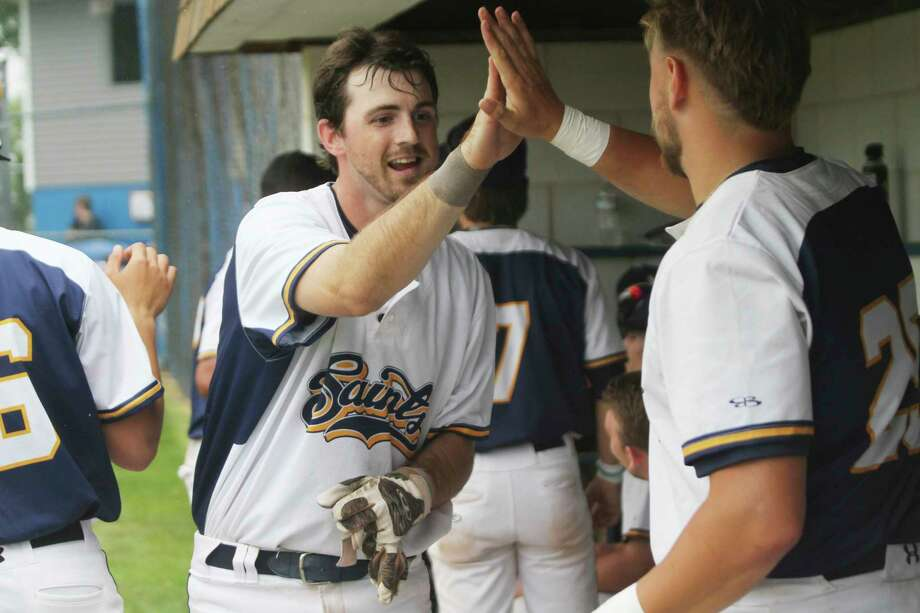 Roddy MacNeil was recently named manager of the Manistee Saints. (News Advocate file photo)